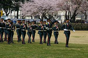 音楽隊 (陸上自衛隊) - Wikipedia