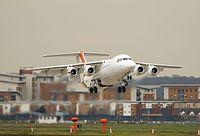 G-JOTR - RJ85 - Jota Aviation