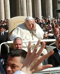 Juan Pablo II en el 2004