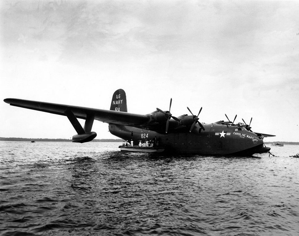 JRM-2 VR-2 NAS Jax 1949