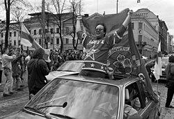 foto de Suomi 1990 luvulla Wikipedia