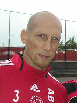 Jaap Stam - Stam with Ajax