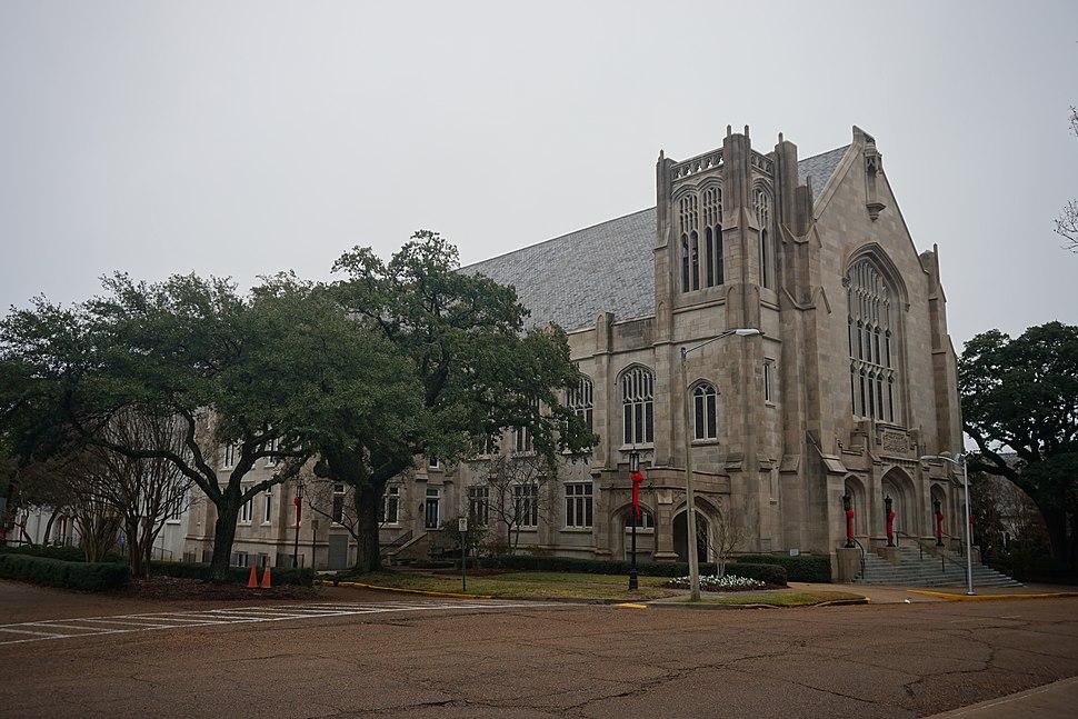 Jackson December 2018 07 (First Baptist Church)