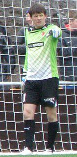 Jákup Mikkelsen Faroese footballer