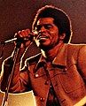 James Brown at Tulane Stadium 24 October 1970 (cropped).jpg