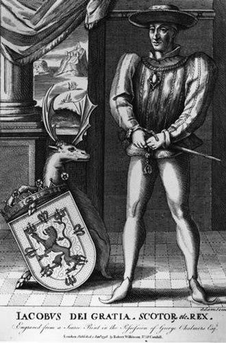 Margaret Stewart (born c. 1455) - Her father, James II