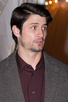 James Lafferty 2013.
