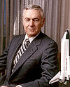 James M. Beggs, official NASA photo