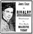 Jamescruzeinrivalry-newspaperad1914.jpg