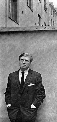 Jan Olof Olsson omkring 1960