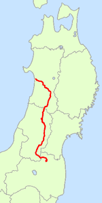 Japan National Route 13 Map.png