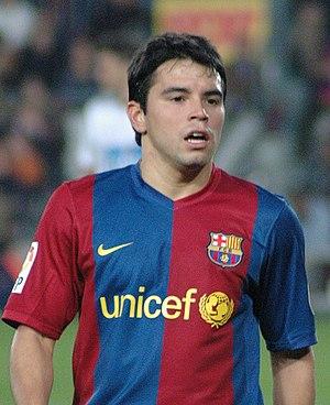 Javier Saviola - Saviola with Barcelona