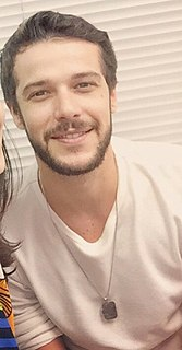 Jayme Matarazzo Brazilian actor (born 1985)