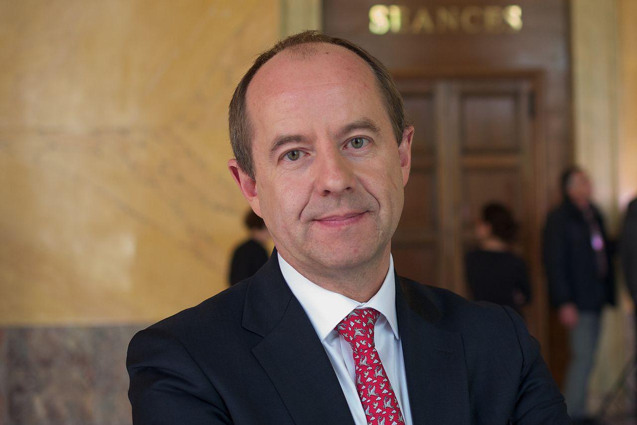Jean-Jacques Urvoas en avril 2013 à l'Assemblée nationale française