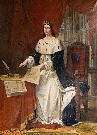 Princess of Achaea - Image: Jean Joseph Ansiaux (1754 1840) Margaretha van Bourgondië, gravin van Tonnerre Godshuis van Tonnerre 20 10 2016 17 46 06
