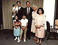 Jeb Bush's family in 1984.jpg
