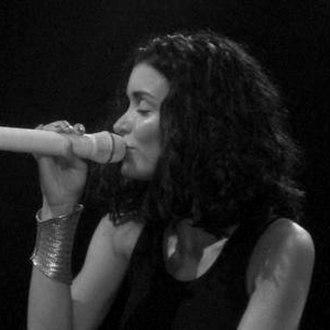 Jenifer (singer) - Jenifer performing in 2005.