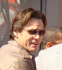 Jim Carrey at the premiere of Horton Hears a Who!