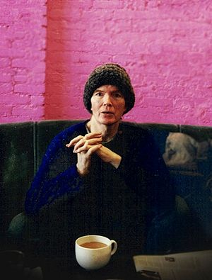 Jim Carroll - Jim Carroll in New York City, New York (2005)