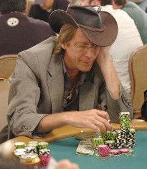 Jim Meehan - Meehan at the 2005 World Series of Poker.