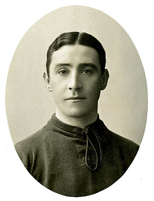 Jimmy Hogan - Hogan in 1908