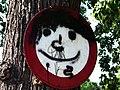 Jirny, zákaz vjezdu, obličej.jpg