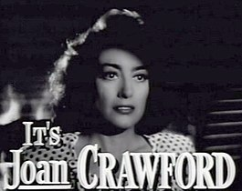 Joan Crawford in Mildred Pierce