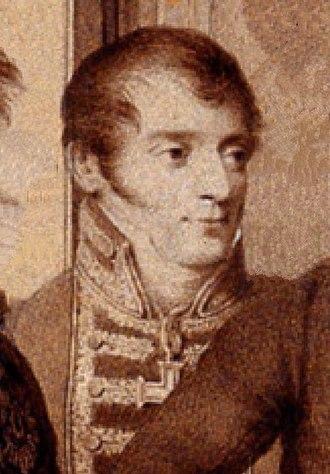 Joaquim Lobo da Silveira, 7th Count of Oriola - The Count of Oriola