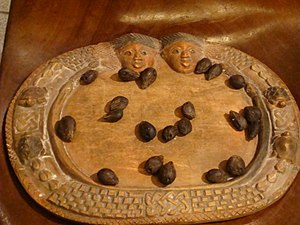 Ifá - Divination tray