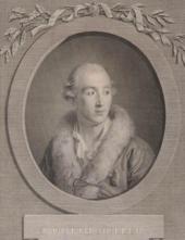 Johann Gotthard Müller, Kupferstich von Ernst Morace nach einem Gemälde von Tischbein (Quelle: Wikimedia)