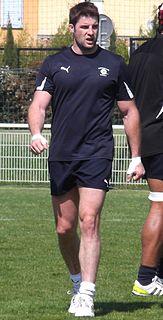 Johnnie Beattie Scottish rugby union player