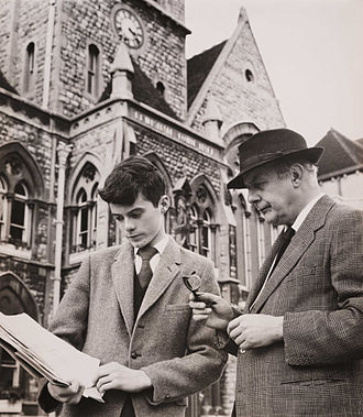 Catford - John Betjeman reads William Horton's Petition to Save Lewisham Town Hall, 1961