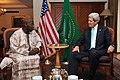 John Kerry & Olusegun Obasanjo 2014.jpg