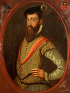John Perrot Lord Deputy to Queen Elizabeth I