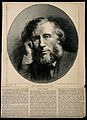 John Tyndall. Wood engraving by C. Roberts. Wellcome V0005940.jpg