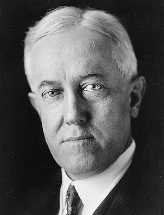 1924 United States presidential election in California - Image: John William Davis