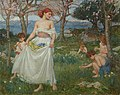 John William Waterhouse - A Song of Springtime.jpg