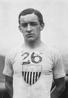 Johnny Hayes American athlete
