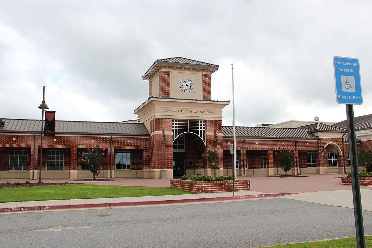 High Point Lacrosse >> Johns Creek High School - Wikipedia