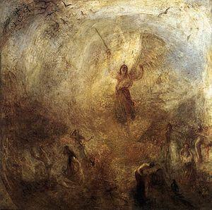 Joseph Mallord William Turner - The Angel Stan...