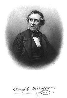 Joseph Mayer (antiquary) antiquary