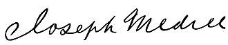 Joseph Medill - Image: Joseph Medill signature