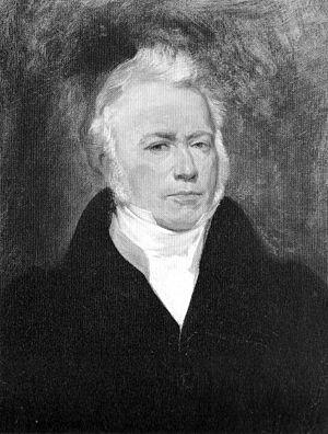 Joseph-Jacques Ramée - Joseph Ramée in 1832