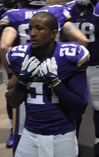 Josh Robinson - Robinson with the Minnesota Vikings in 2013