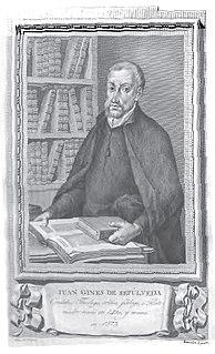 Juan Ginés de Sepúlveda Spanish philosopher and theologian
