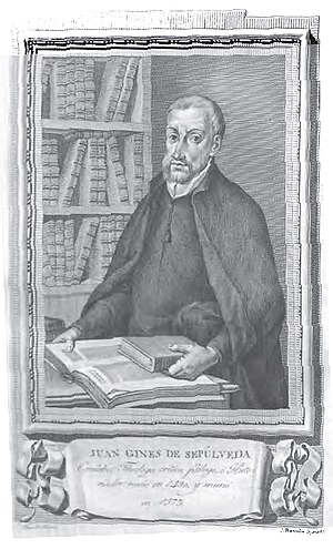 Sepúlveda, Juan Ginés de