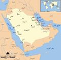 Jubail, Saudi Arabia locator map-ar.png