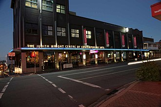 Judith Wright - The Judith Wright Centre of Contemporary Art in Fortitude Valley, Australia