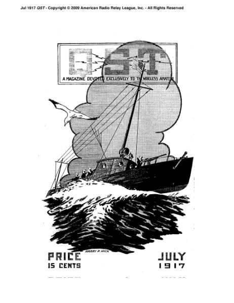 File:July 1917 QST.djvu