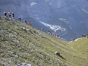 Jungfrau Marathon 2004